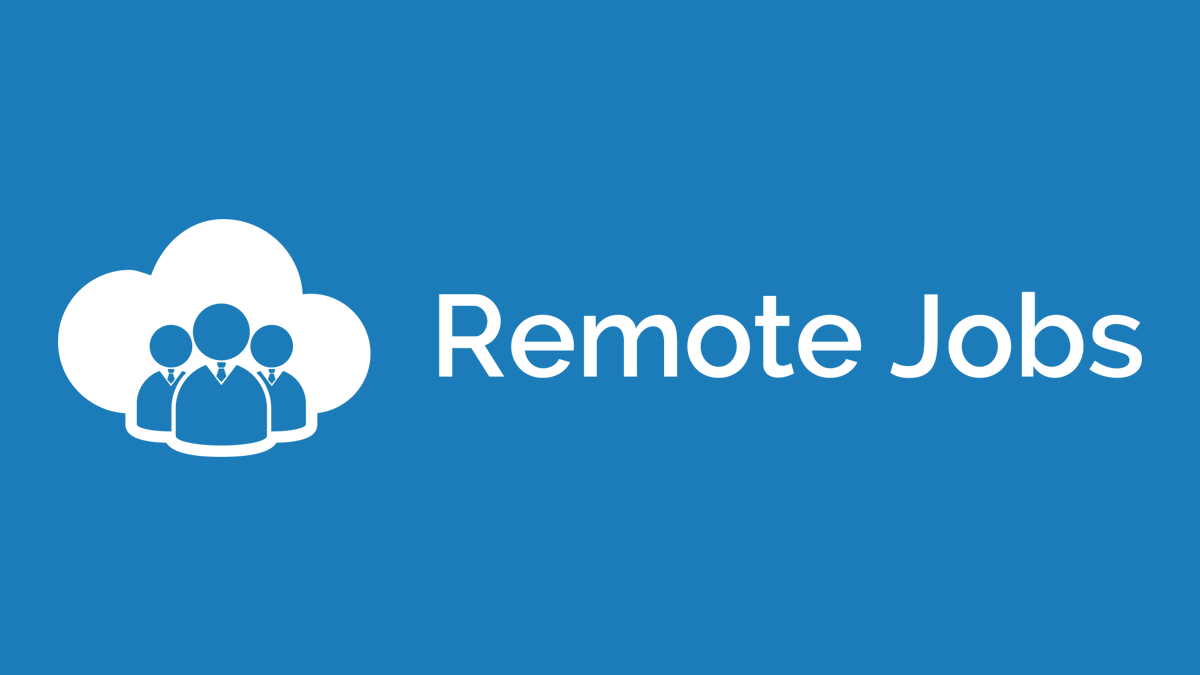 Remote Jobs - Programming, Design, Marketing, Copywriting
